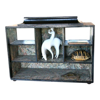 Italian Early 19th Century Curio Cabinet For Sale