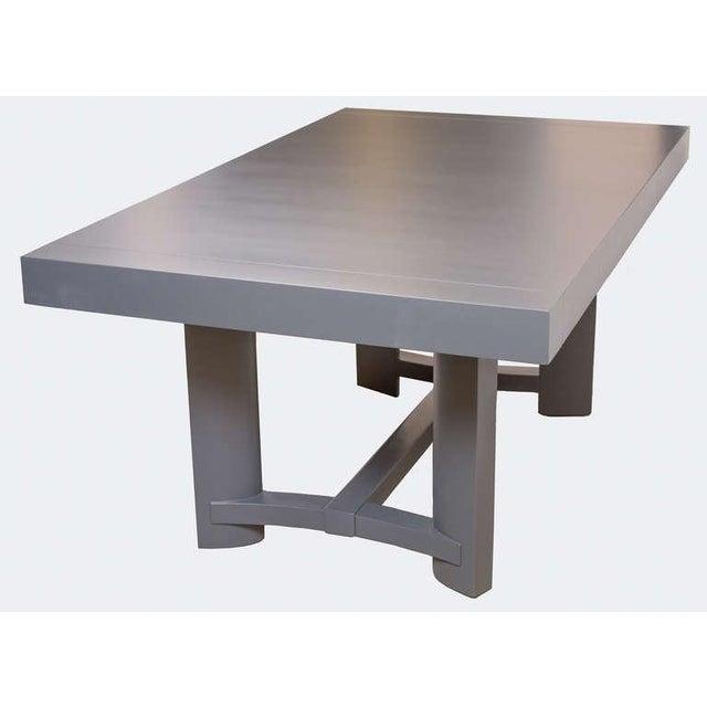 T.J. Robsjohn-Gibbings Dining Table - Image 6 of 7