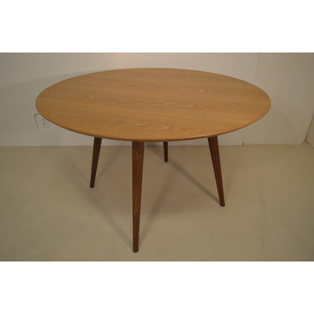 Wood Dining Table - Image 4 of 4