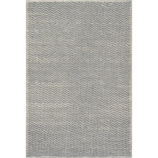 Mansour High Quality Handmade Modern Rug - 5′ × 7′ For Sale