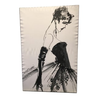 Anne Tavoletti Wrapped Canvas Print