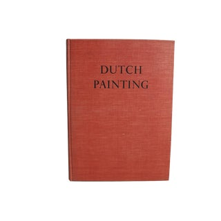 """Dutch Painting"" 1956 Book"