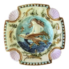 Image of Aesthetic Movement Decorative Plates