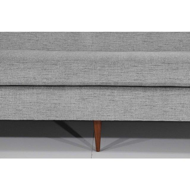 Milo Baughman for Thayer Coggin Sofa For Sale - Image 9 of 12