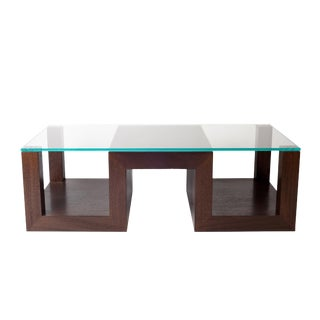 Mid-Century Modern Five Points Coffee Table For Sale
