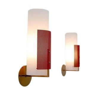 Stilux Sconces from Italy For Sale