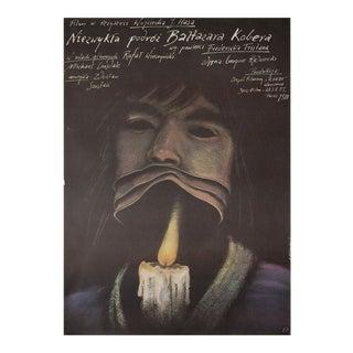 Niezwykla podroz Baltazara Kobera 1988 Polish B1 Film Poster For Sale