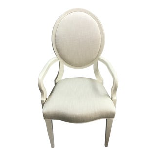 Caracole Classic Arm Chair For Sale