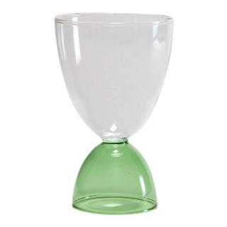 Mamo Cocktail Glass in Green