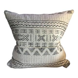 Handmade Mudcloth Pillow