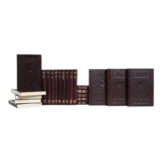 Vintage Modern Business Book Set - Set of 23 For Sale