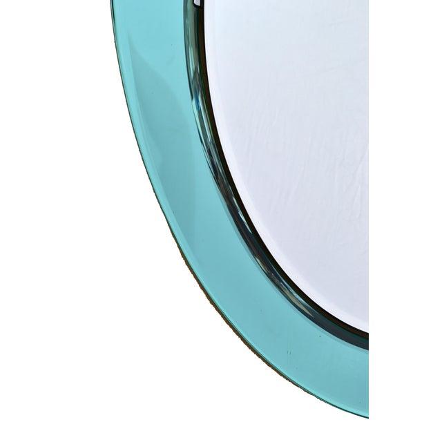 Max Ingrand Fontana Arte Wall Mirror attrib. to Max Ingrand For Sale - Image 4 of 6