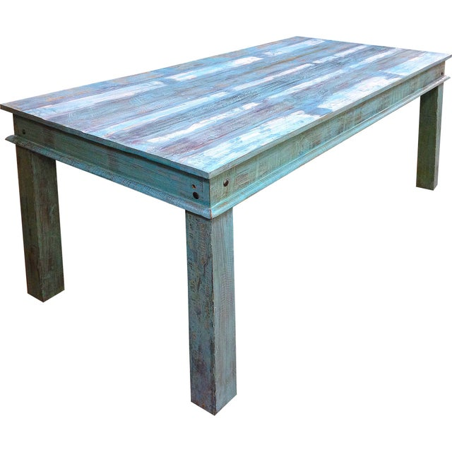 Brix Lagoon Dining Table - Image 1 of 5