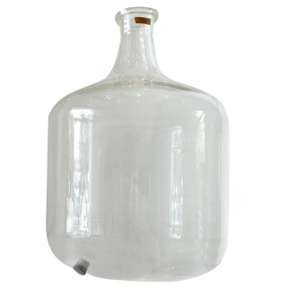 Glass Pyrex Vessel