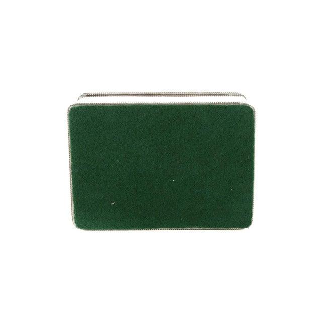 Dutch Silver Biscuit Box Mark of Bonebakker For Sale - Image 9 of 9
