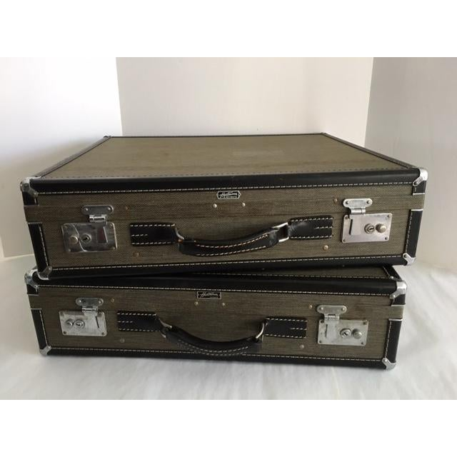 Hartmann Skymate Vintage Hardcase Luggage - 2 Pieces - Image 2 of 11