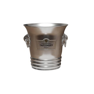 French Taittinger Champagne Ice Bucket For Sale