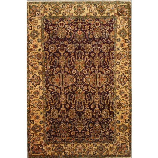 Pasargad Agra Collection - 6' X 9' - Image 3 of 3
