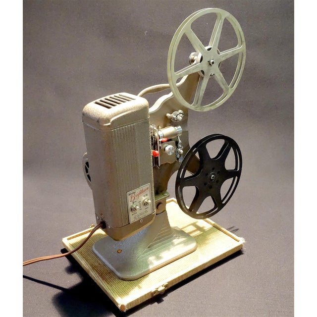 Cinema Projector by the Keystone Company, Circa 1933, 8mm Vintage Antique
