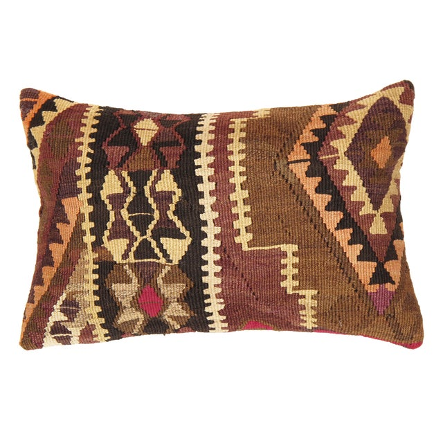 Vintage Pasargad Kilim Pillow - Image 1 of 2