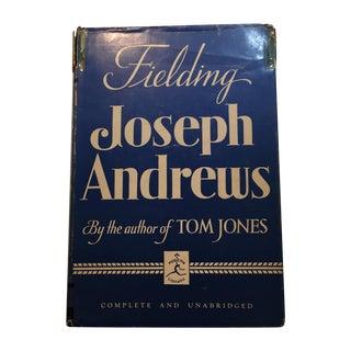 Henry Fielding Joseph Andrews Book