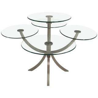 "Dia, Design Institute of America ""Dinner for Four"" Dining Table For Sale"