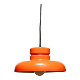 Vintage Hanging Lamp by Raak For Sale