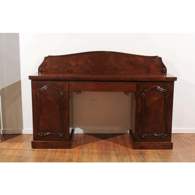 William IV Mahogany Pedestal Sideboard For Sale In Atlanta - Image 6 of 11