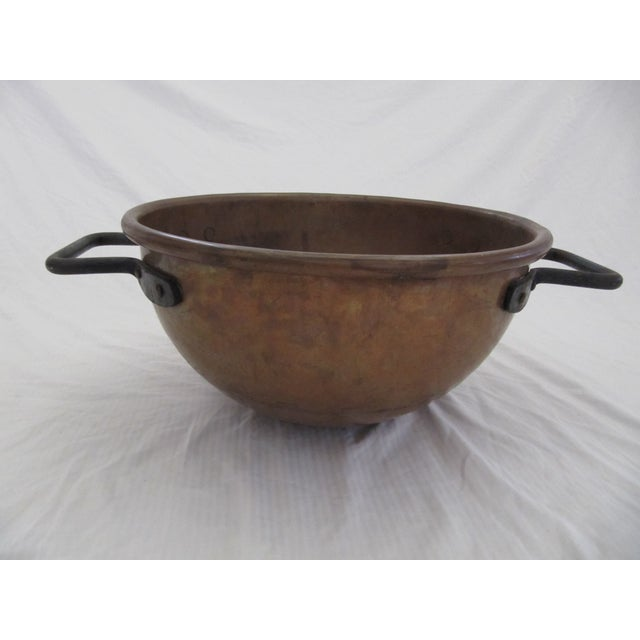 Copper Candy Cauldron For Sale - Image 9 of 9