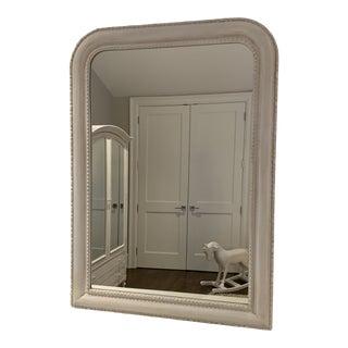 Restoration Hardware 19th C. Louis Philippe Dresser Mirror For Sale