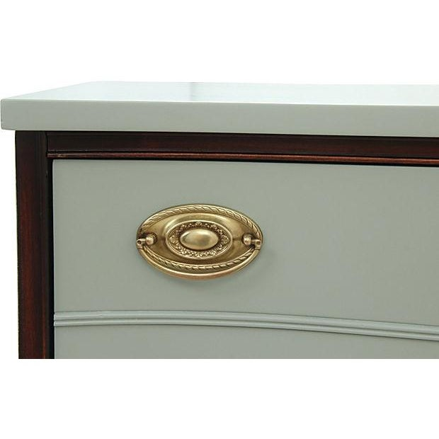 Bassett Federal-Style Chest of Drawers - Image 6 of 7
