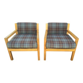 Van Keppel-Green Chairs - a Pair For Sale