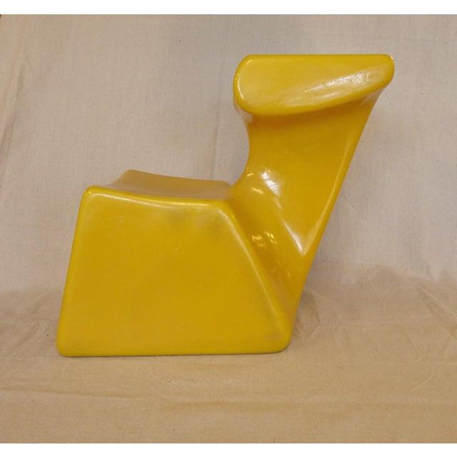 Mid-Century Modern 1970s Vintage Luigi Colani Zocker Chair Desk For Sale - Image 3 of 12