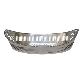 Pairpoint Quadruple Silver Plate Bowl For Sale