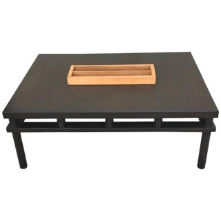 Robsjohn Gibbings For Widdicomb Magazine Rack Coffee Table For Sale
