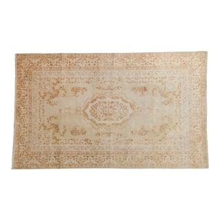 "Vintage Bulgarian Kerman Design Carpet - 4'10"" X 8' For Sale"