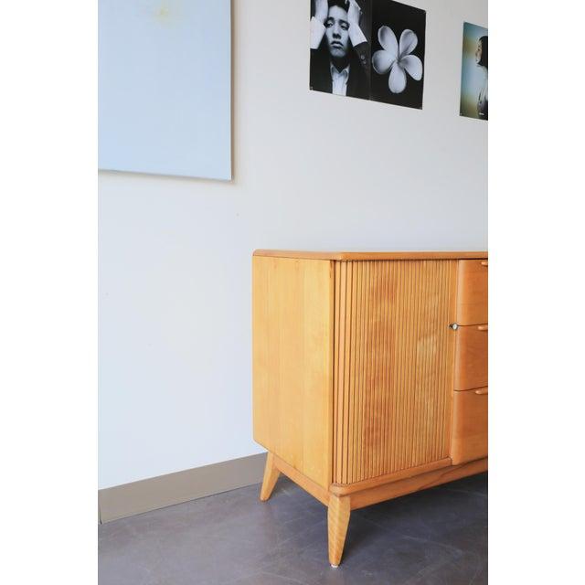 Vintage Heywood-Wakefield Low Dresser - Image 5 of 11