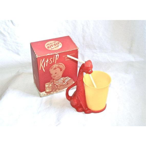 1940s Kit-Sip Drinking Cup, Made in New York - Image 2 of 6