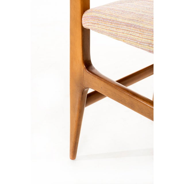 Set of 6 Gio Ponti Dining Chairs For Sale - Image 9 of 10