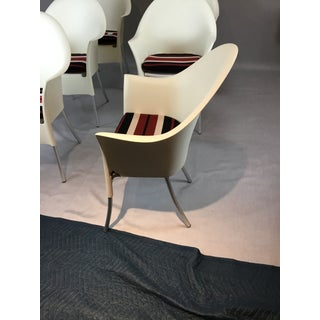Phillipe Stark Modular Chairs - Set of 6 Preview