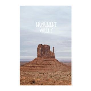 """Monument Valley"" Original Framed Photograph"