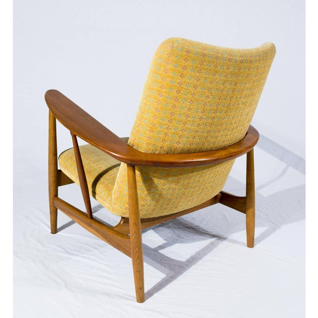 1950s Pair of Finn Juhl SW-86 Lounge Chairs For Sale - Image 5 of 10