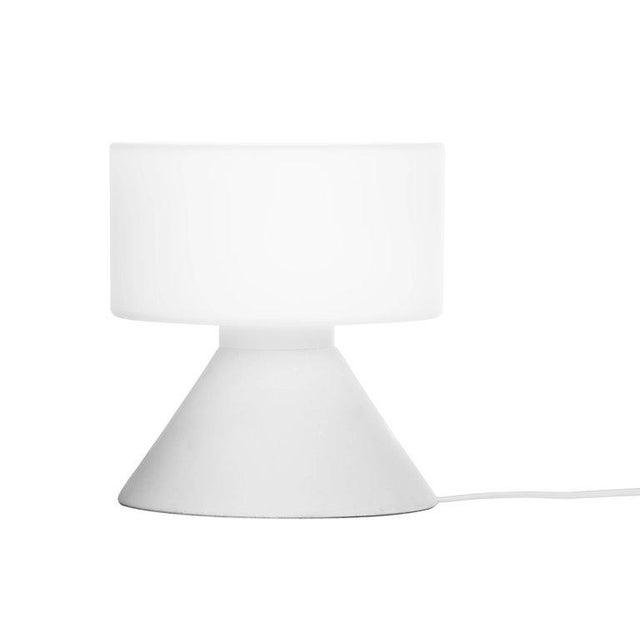 Samuli Naamanka for Innolux Oy 'Concrete' Table Lamp in Dark Gray For Sale - Image 9 of 10