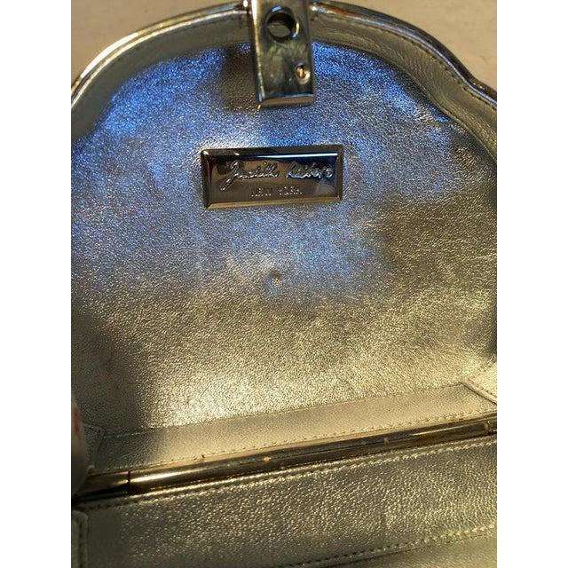 Judith Leiber Pink Swarovski Crystal Minaudiere Evening Bag For Sale In Philadelphia - Image 6 of 9
