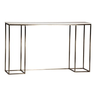Claire Marble Console Table