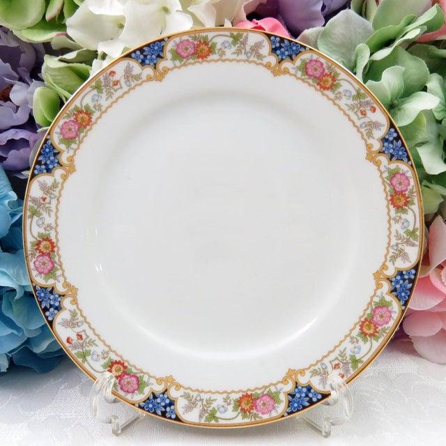 Vintage Mismatched Luncheon Plates - Set of 4 - Image 7 of 8