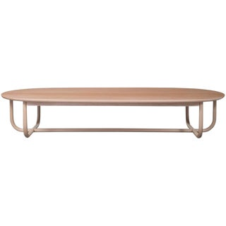 Gathering Low Table in Maple For Sale