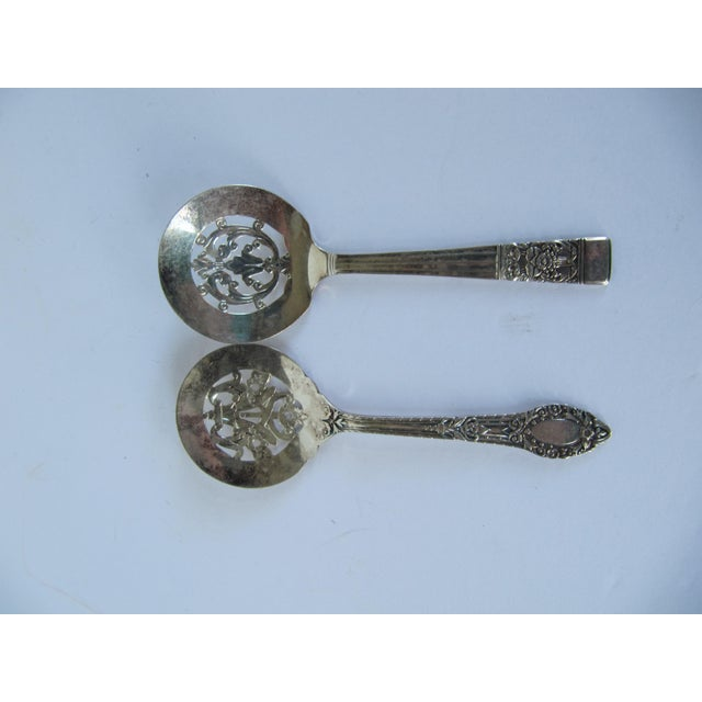 Silverplate Serving Spoons-3 Pieces - Image 4 of 5