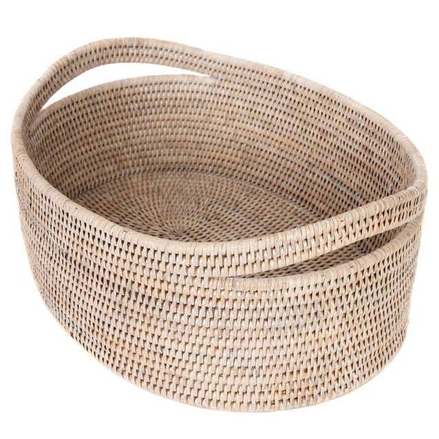 Artifacts Trading Company's hand woven trays, storage boxes, and baskets provide the perfect accent to any room in the...