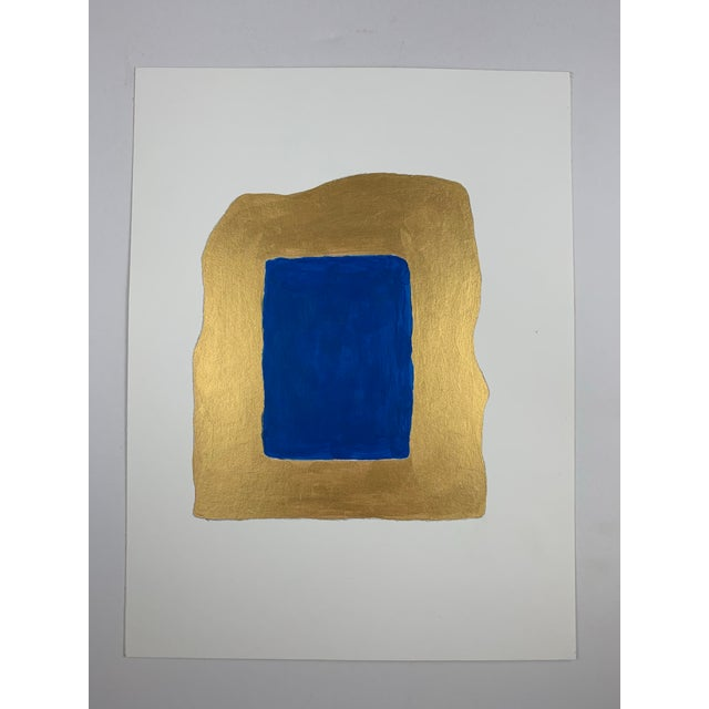 Abstract Untitled Contemporary Abstract Painting For Sale - Image 3 of 3